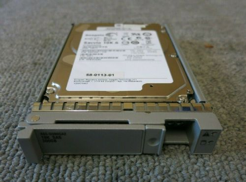 Cisco Seagate ST300MM0006 9WE066-175 Savvio 10K.6 300GB 10000RPM 64MB SAS 2.5""